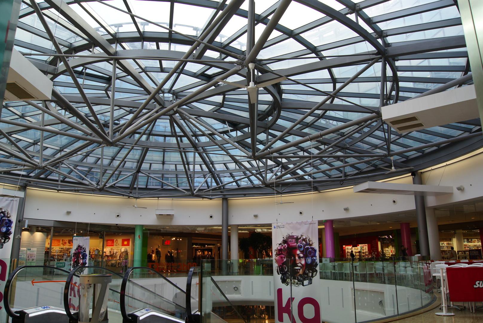 Le centre commercial DOMUS à RosnySousBois ~ Centre Commercial Domus Rosny Sous Bois
