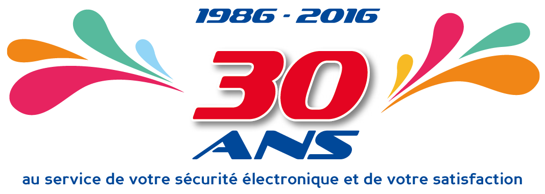 30 ans Groupe IVT Security