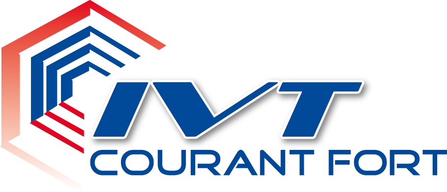 Logo - IVT Courant fort