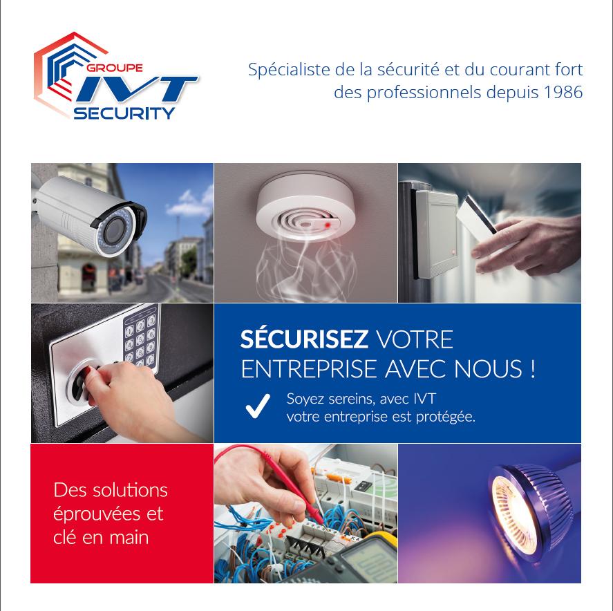 Livret de présentation - Groupe IVT Security