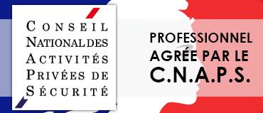 Logo CNAPS